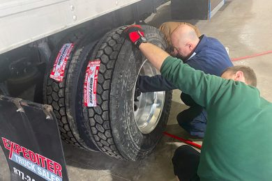 TRUCK TIRE SERVICES